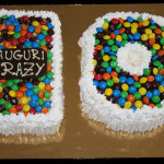 torta compleanno forma 10