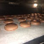 macarons in forno