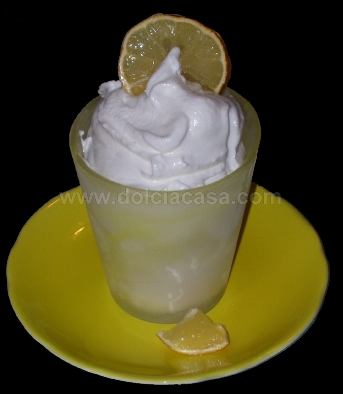 Sorbetto al limone